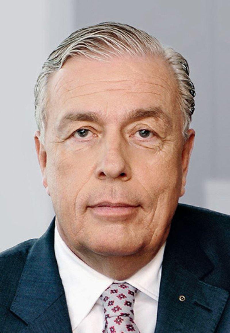 Klaus Reinhardt Foto: Bundesärztekammer