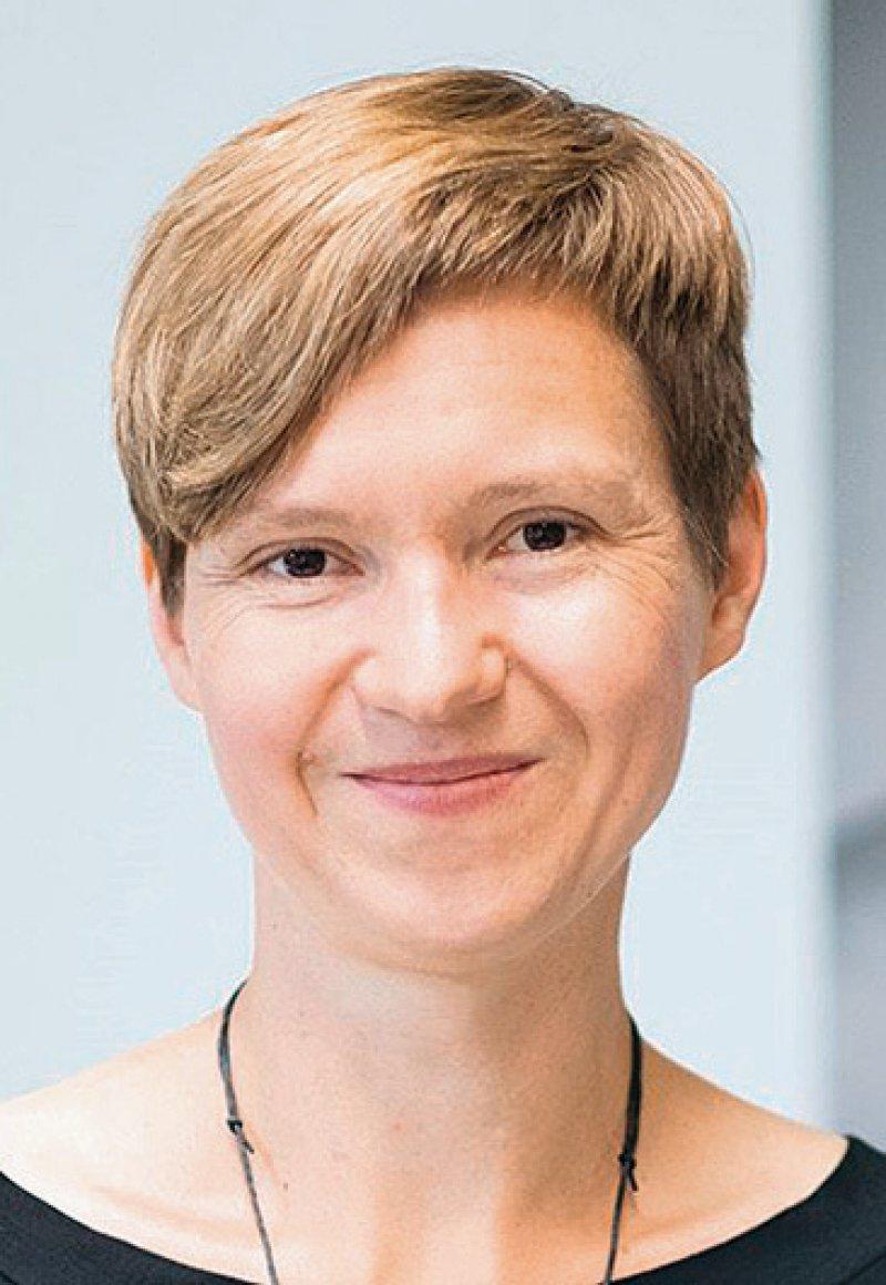 Susanne Schreiber, Foto: Matthias Heyde/Humboldt Universität zu Berlin
