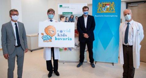 Langzeitstudie zu Infektiosität und psychischer Gesundheit bei Kindern...
