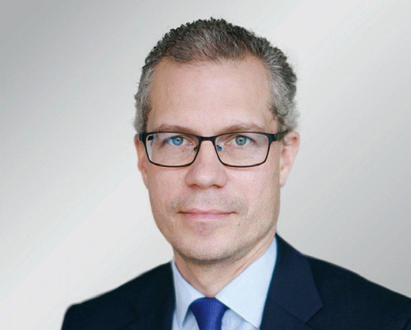 """Prof. Dr. rer. pol. Boris Augurzky leitet den Kompetenzbereich """"Gesundheit"""" im RWI – Leibniz-Institut für Wirtschaftsforschung in Essen. Foto: Sven Lorenz RWI"""