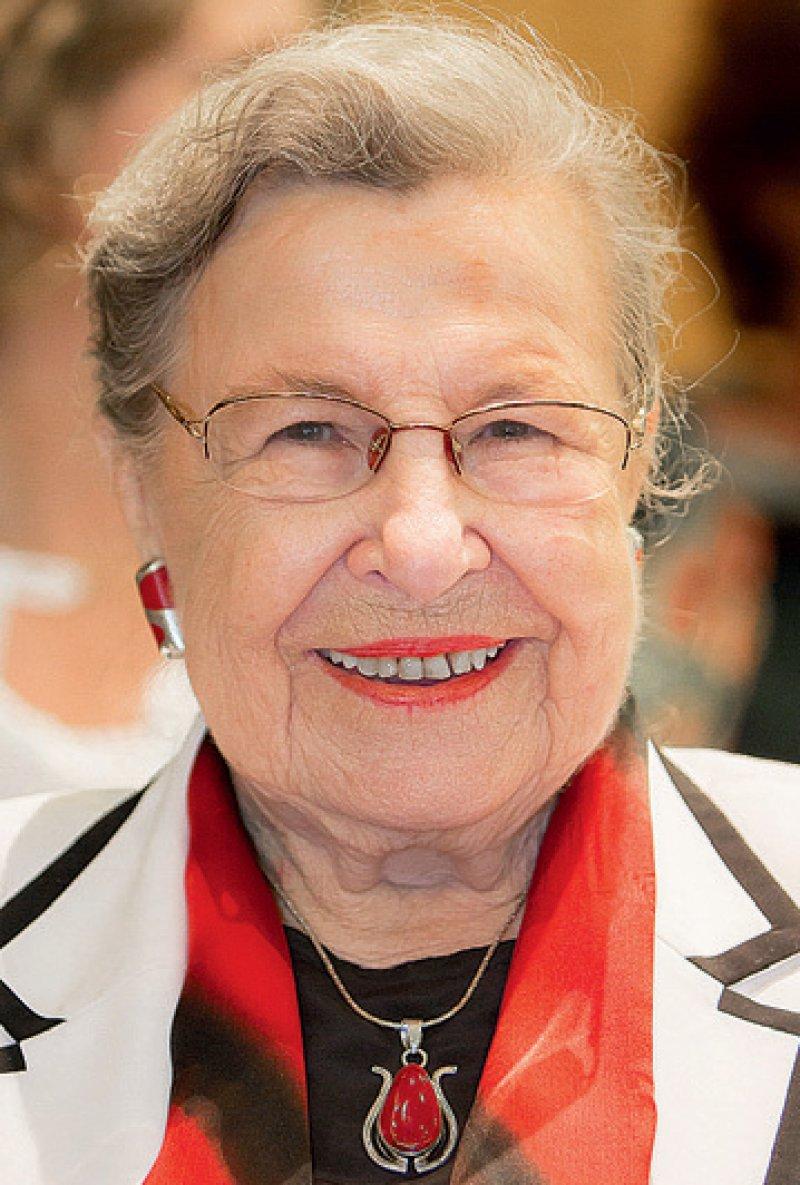 Ursula Lehr, Foto: BPtK