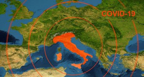 Coronaregeln Italien