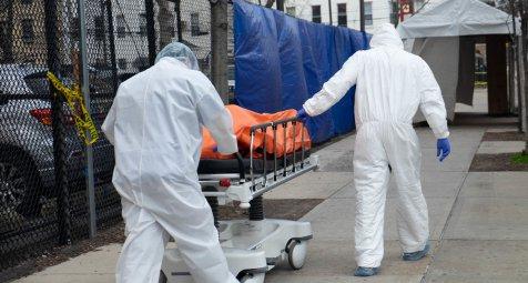 SARS-CoV-2: Mehr als eine Million Tote weltweit