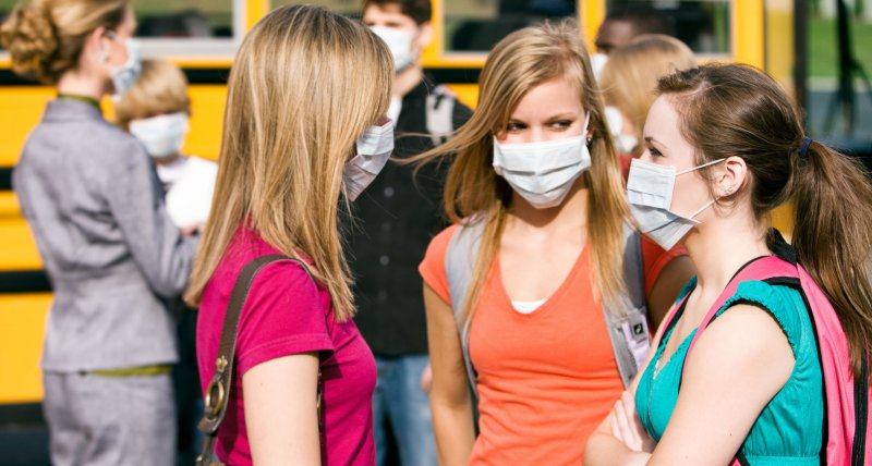SARS-CoV-2 Infections Among Children and Adolescents With Acute Infections in the Ruhr Region