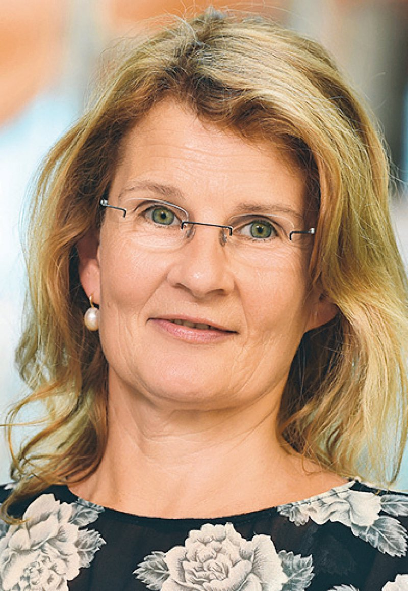 Claudia Hornberg, Foto: SRU