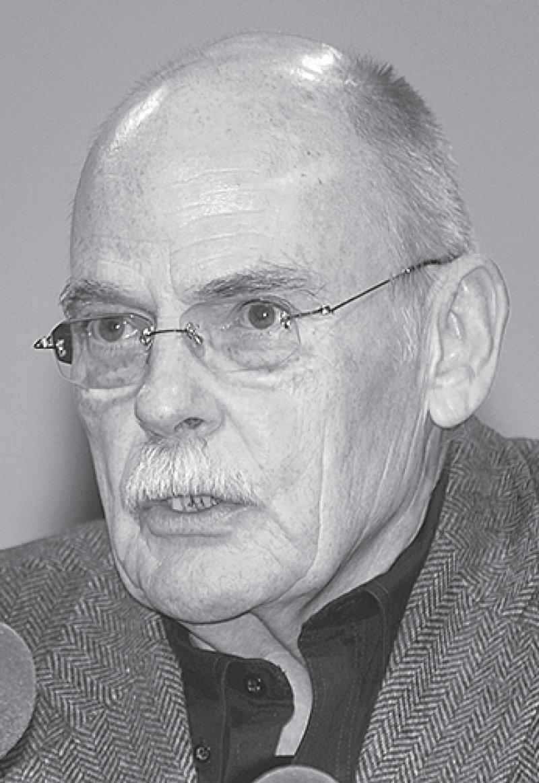 Harald Mau, Foto: Bernhard Eifrig