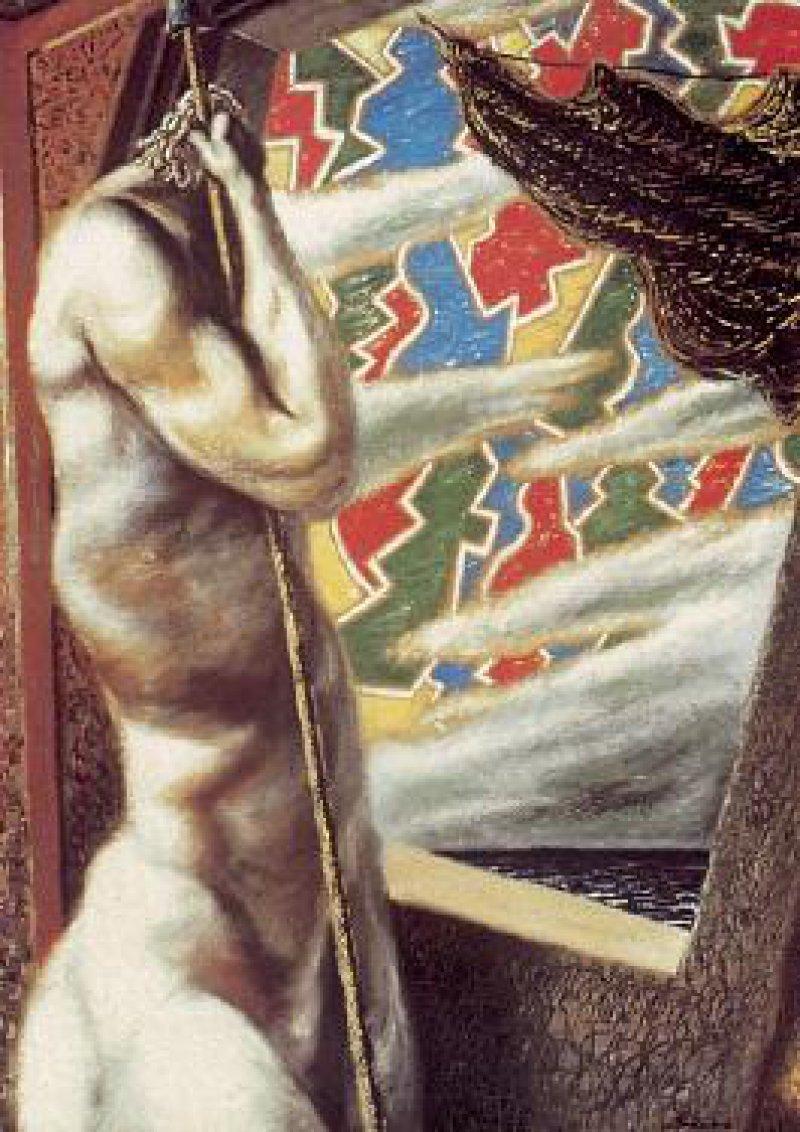 Alberto Savinio: Dädalus, 1929