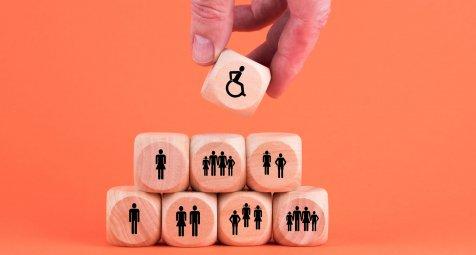 Aufruf gegen Diskriminierung von Menschen mit Behinderung und...