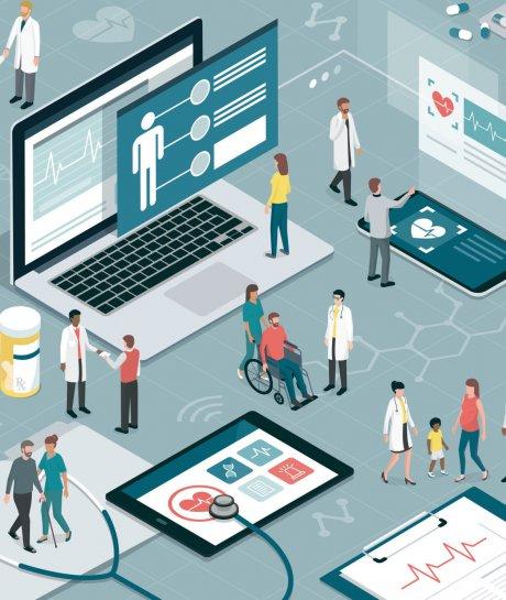 Medizinische Ausbildung: Digitale Kompetenzen von Ärzten