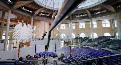 Bundestag beschließt weiteres Digitalisierungsgesetz