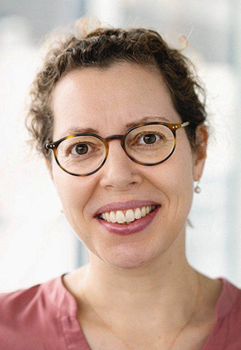 Christina Zielinski, Foto: Anna Schroll/Leibniz-HKI