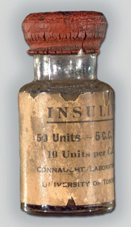 100 Jahre Insulin: Das Hormon des Lebens