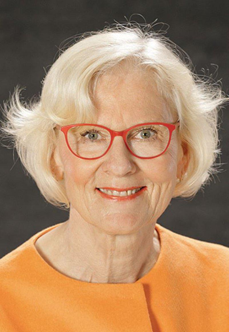 Astrid Bühren. Foto: privat