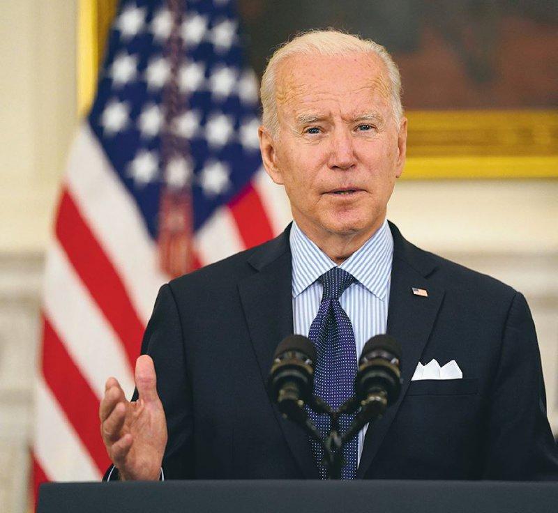 US-Präsident Joe Biden traf mit seinem Vorstoß vor allem die EU unvorbereitet. Foto: picture alliance/Consolidated News Photos/Alex Edelman