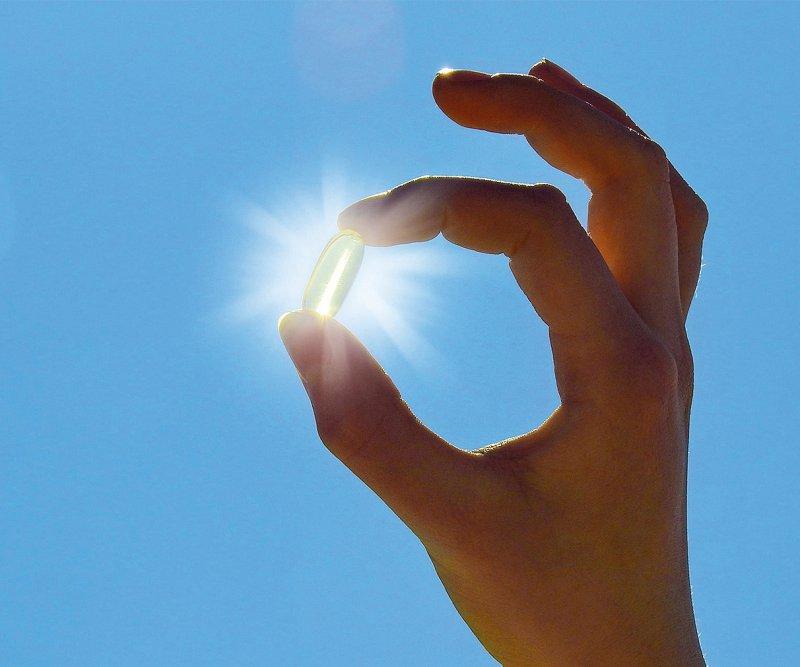 Sonnenhormon aus der Retorte: In Deutschland ist es selbst im Sommerhalbjahr nicht leicht, genügend Vitamin-D-Vorräte zu horten. Foto: ExQuisine/stock.adobe.com