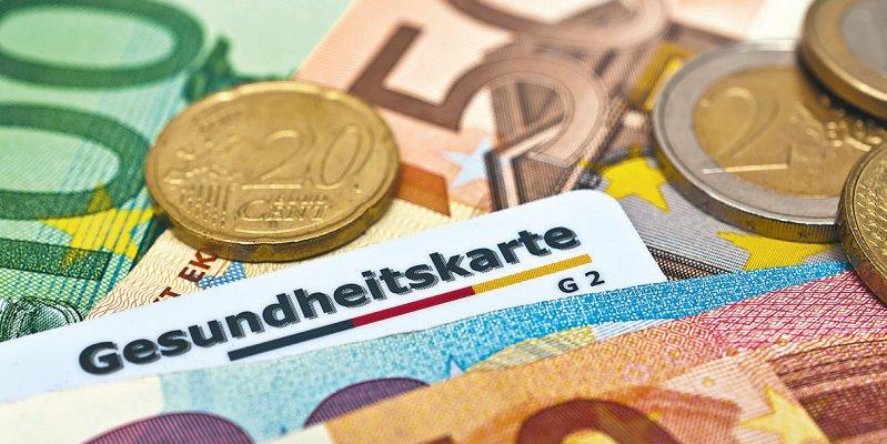 Eine Finanzlücke von zwei Milliarden Euro befürchtet der GKV-Spitzenverband. Foto: picture alliance/Zoonar/Stockfotos-MG