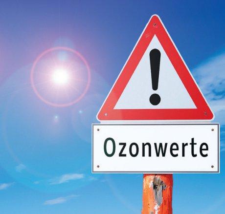 Krankheitslast für COPD durch Ozon-Exposition in Deutschland
