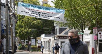 USA: Delta-Ausbruch unter geimpften Personen in Touristenort