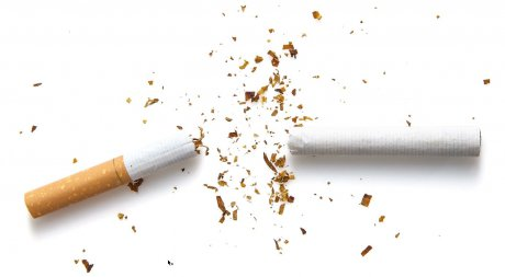 Ärztliche Tabakentwöhnung