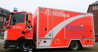 Schlaganfall: Thrombolyse im Rettungswagen verbessert Behandlungsergebnisse