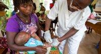 Typhus-Impfstoff schützt Kinder in Malawi