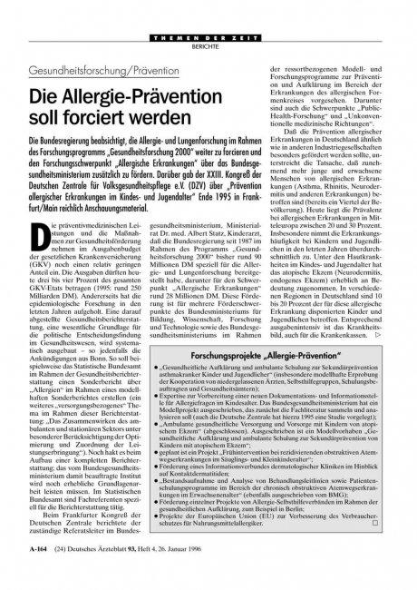 Modell Praxisklinik/Ambulantes Operieren: Fachärzte spüren die Knute der Kostendämpfung