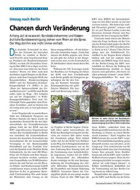 Umzug nach Berlin: Chancen durch Veränderung