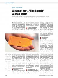 Notfall Kontrazeption Was Man Zur Pille Danach Wissen Sollte