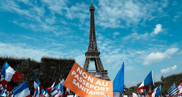 Frankreich will Verlängerung der Corona-Nachweispflicht ermöglichen