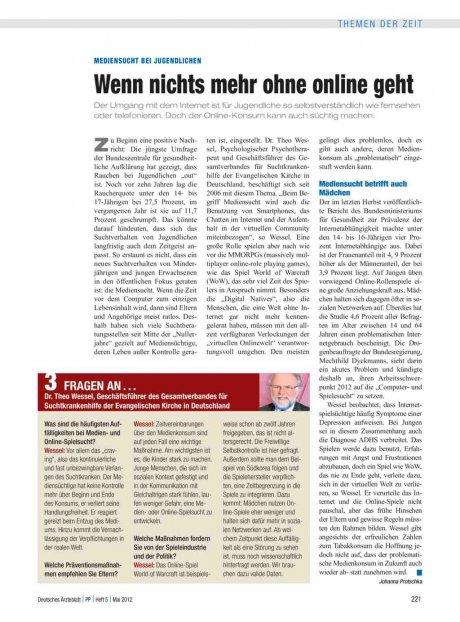 Mediensucht bei Jugendlichen: Wenn nichts mehr ohne online geht