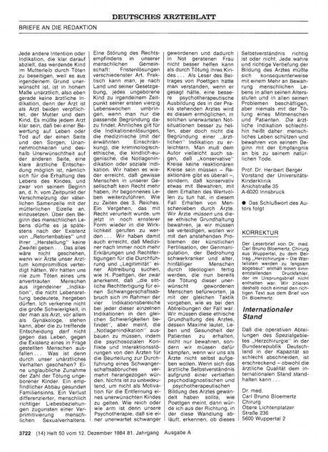 """Medizinische Großgeräte: """"Steuerung"""" nicht unter staatlicher Kuratel!"""