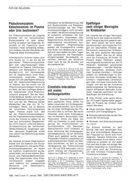 Phäochromozytom: Katecholamina im Plasma oder Urin bestimmen?