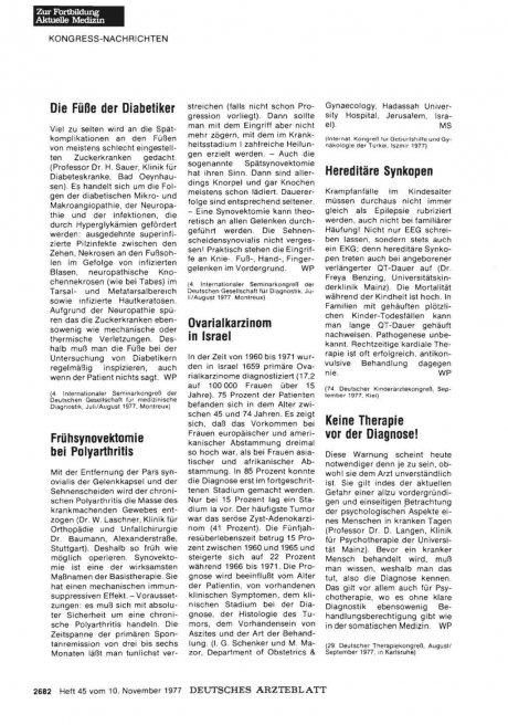 KARZINOMSERIE: Das TNM-System zur Klassifikation maligner Tumoren
