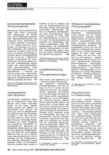 Perkutane transhepatische Cholangiographie