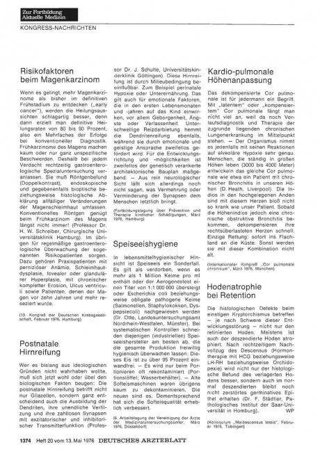 Hodenatrophie bei Retention