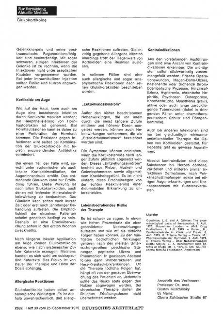 Differentialdiagnose der Makroglossie