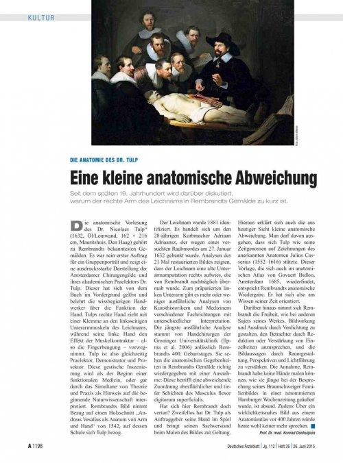 Großzügig Artikel Zum Anatomie Ideen - Anatomie Von Menschlichen ...