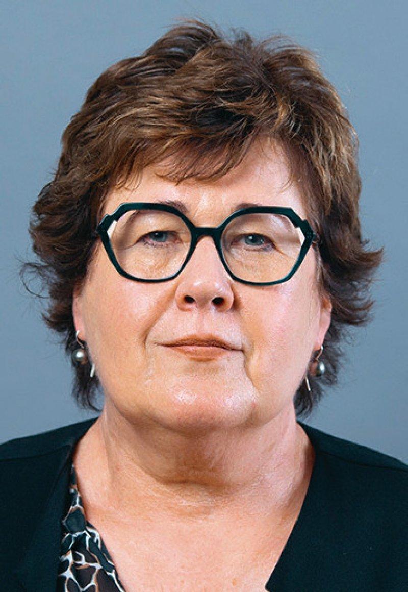Petra Grimm-Benne, Foto: picture alliance/dpa/Sebastian Kahnert