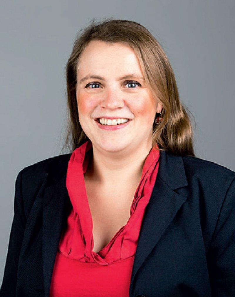 Rebecca Beerheide, Leiterin der politischen Redaktion