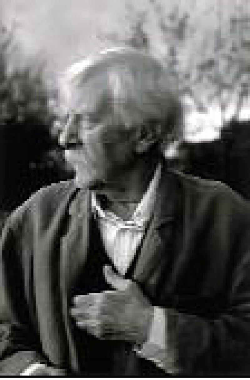 Der Künstler 2001 im Vaucluse: Paul Wunderlich wird am 10. März 2002 fünfundsiebzig.