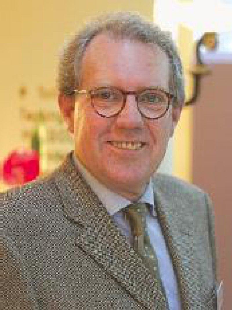 Michael Krenz begann seine Laufbahn im Schulpsychologischen Dienst. Foto: Jörg Hermann
