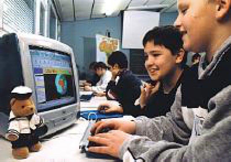 Das Bundesbildungsministerium fördert das Internet-Projekt in Schulen mit 20 Millionen A. Foto: Deutsche Telekom