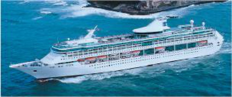"""An Bord der """"Legend of the Seas"""" finden bis zu 2 000 Passagiere Platz."""
