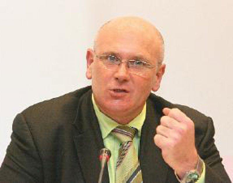 Der Vorstandsvorsitzende der Kassenärztlichen Bundesvereinigung, Andreas Köhler, fordert die Politik auf, den Vertragsärzten mehr Gestaltungsspielräume zu geben. Foto: Georg J. Lopata