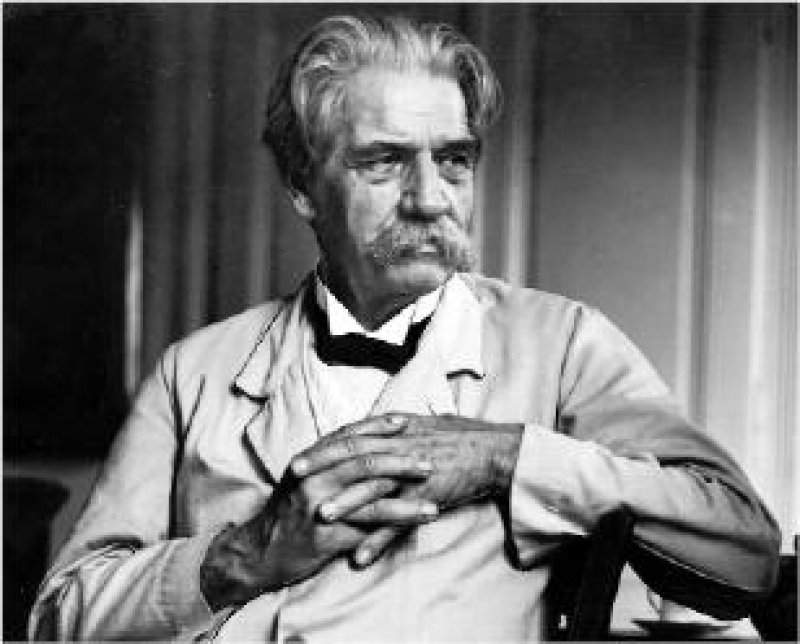 """Was macht einen """"guten"""" Arzt aus? – Albert Schweitzer ist für viele Ärzte ein Vorbild. Foto: dpa"""