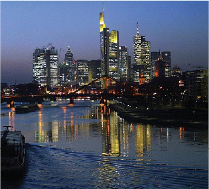 Nirgendwo sonst in Europa stehen höhere oder gar mehr Wolkenkratzer. Fotos: Presse- und Informationsamt Frankfurt/Main