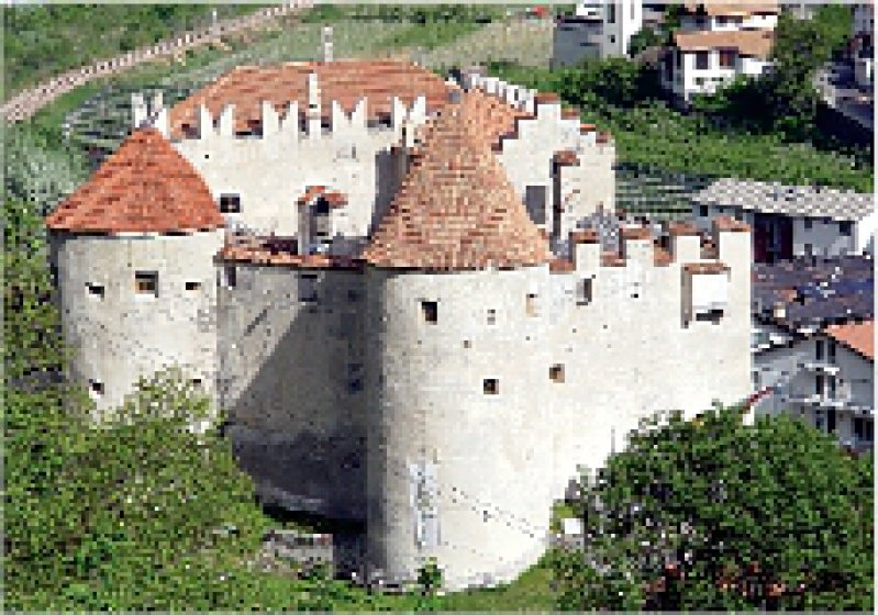 Vinschgau: Schloss Kastelbell