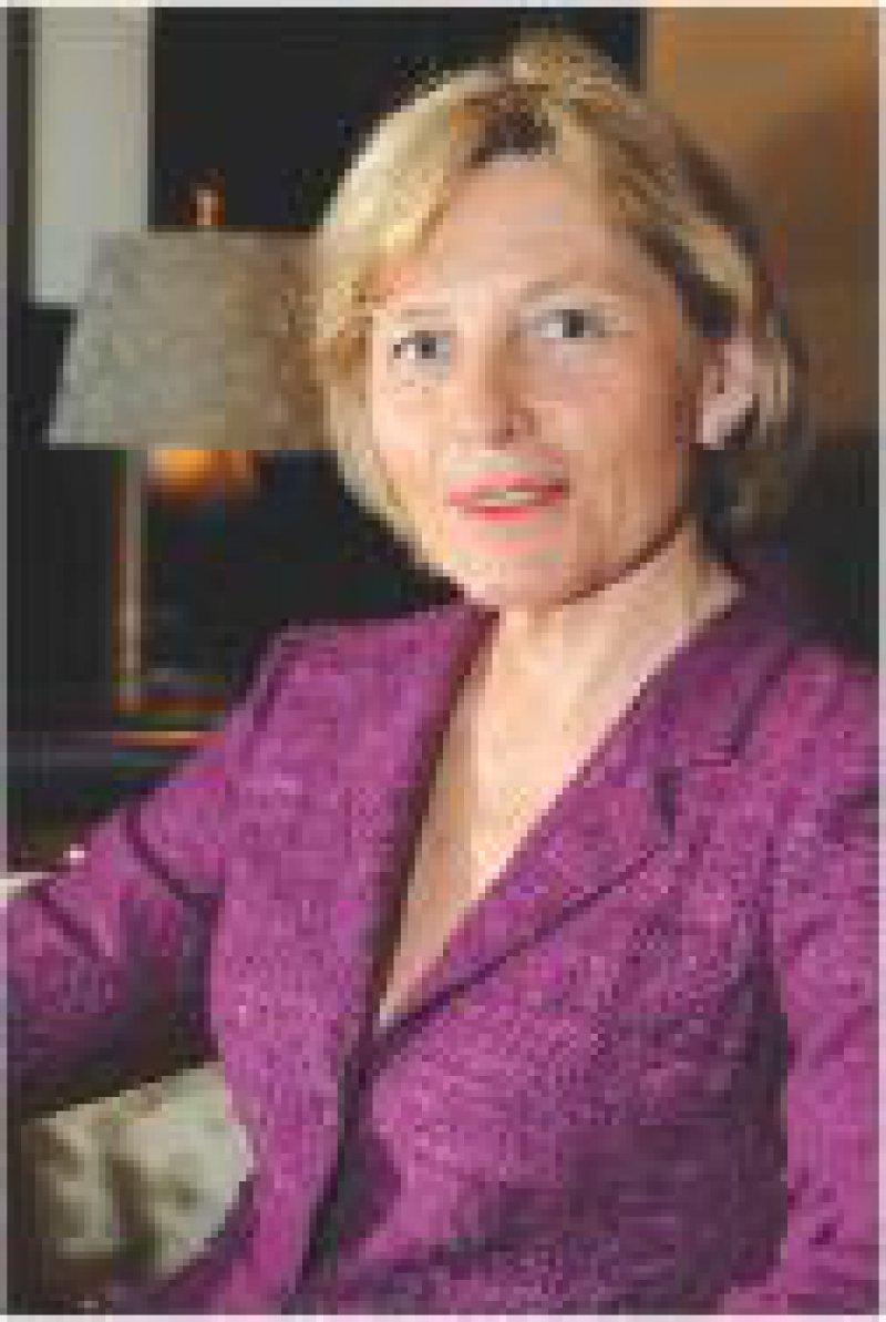 Vera Zylka-Menhorn Foto: Burdynowski
