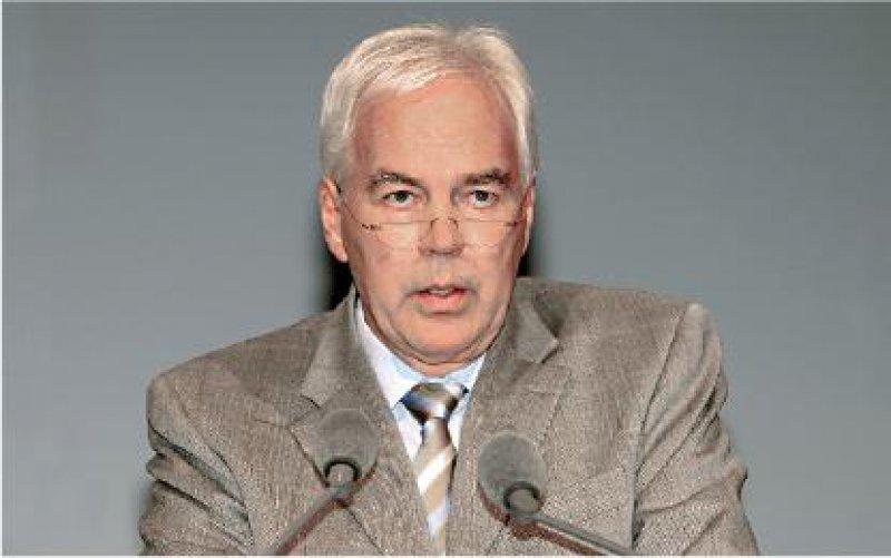 Christoph Fuchs zum Haushaltsvoranschlag: Es bleibt festzuhalten, dass die Steigerungsrate null in erster Linie das Ergebnis einer politischen Entscheidung ist.