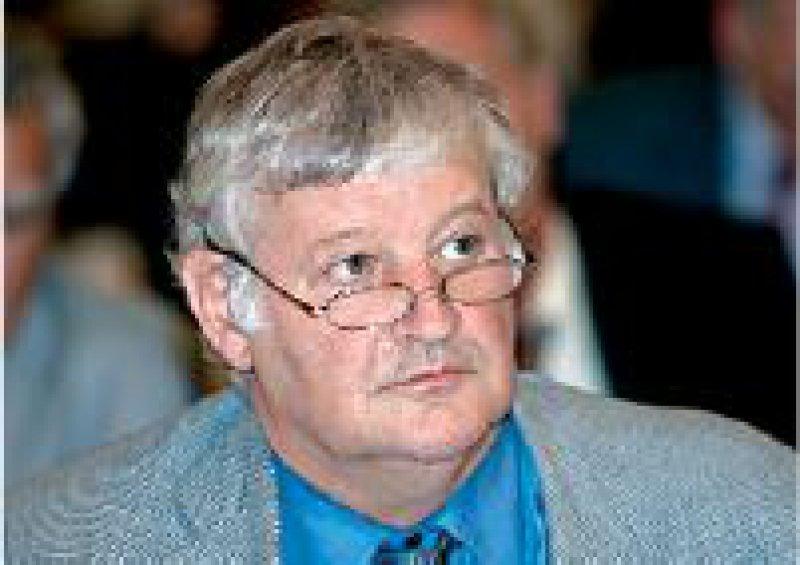 KV-Chef Achim Hoffmann-Goldmayer: Gelungener Einstieg in die Entbürokratisierung Foto: Bernhard Eifrig